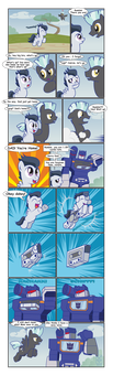 Rumble's Dad by Inspectornills