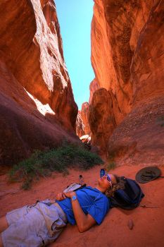 Nap in the Fiery Furnace by ubu