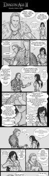 Hawke - Anders and Phelin by Lilithblack