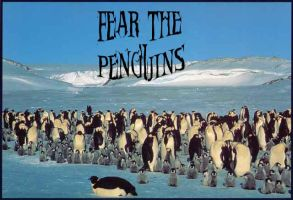 Fear the Penguins by eva-08