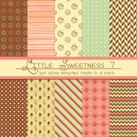 Free Little Sweetness 7 by TeacherYanie