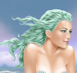 Breathe in the Wind  details by AlessiaC