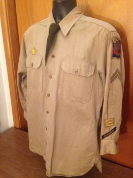 U.S. Army Airways Communication Systems Uniform by Grand-Lobster-King