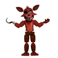 Unwithered Foxy 3 by 133alexander