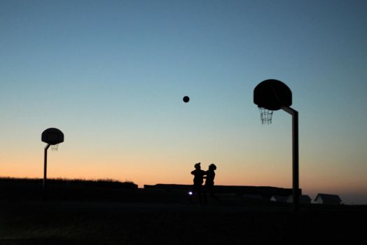 Night Basket Ball by CrAz86