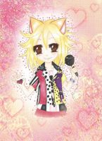 Neko YOHIO Youre the one by Babydoll-chan