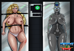 Robot Transfer *Request* by Cyn1calRobot
