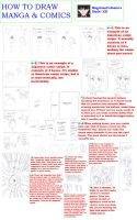 How to Draw Manga and Comics by MagicianCelemis