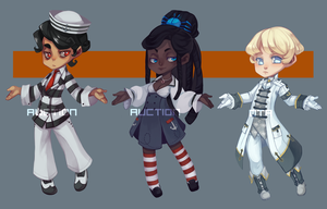Auction and OTA: Nautical Set [CLOSED] by BloodnSpice