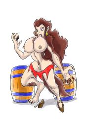 Now on Sale: The Revenge of She-Wolf Pauline by SilverBulletProof