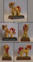 MLP:FIM Sunset Shimmer Multi by uBrosis