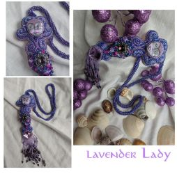 Lavender Lady by astraldreamer
