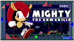 Missing In Action - Mighty The Armadillo by FierceTheBandit