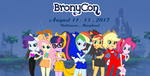 Meet us at Bronycon ! by trungtranhaitrung