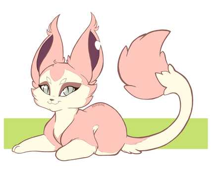 Here skitty skitty by M-a-y-a-l