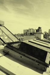 Still On the Roof by Hashaldjin