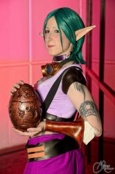 Keira cosplay-Jak and Daxter by PyodeKantra