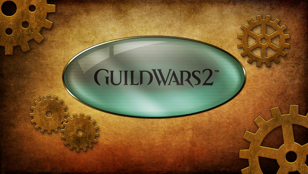 GW2 Steampunk-ish Desktop Wallpaper by Sinner-PWA