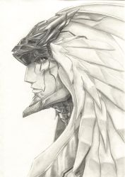 Realistic RahXephon by Ultra-Raptor