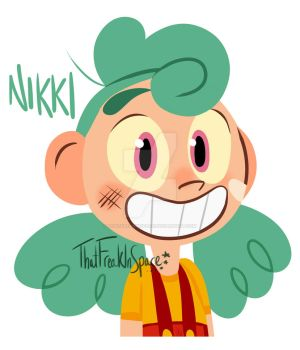 Camp Camp - Nikki by ThatFreakInSpace