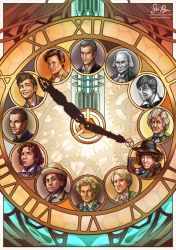 Doctor Who: Through Time and Space by Risachantag