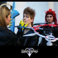 KH: Nobody is in trouble by gothgirlcosplay