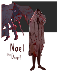 Noel the Death by KlenaLom