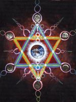 Kabalah-Merkabah by Null-Cipher