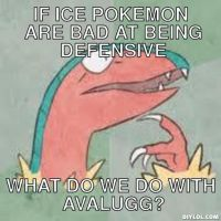 PhilosoArcheops: Avalugg
