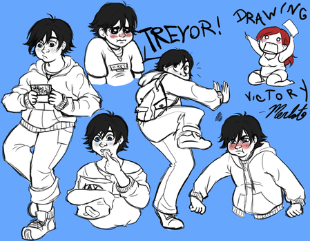 Trevor Westbook by Lady-of-the-Evening