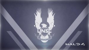 Halo 4 UNSC Wallpaper by RikenProductions