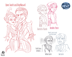 WnA: The Royals by Aileen-Rose