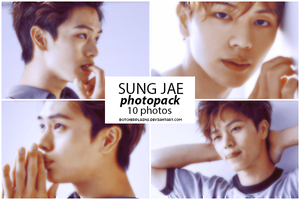Sungjae (BTOB) - photopack #01 by butcherplains