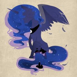 Luna Silhouette by Evehly