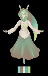 limited palette witch of life by Rayne-Is-Butts