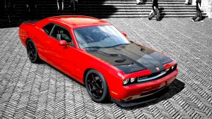 Dodge Challenger SRT by whendt