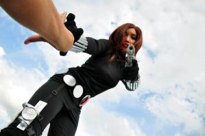 Black Widow: Spare or Pain by hoshikohikari