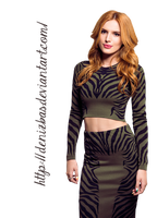 Bella Thorne Png by DenizBas