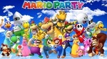 Mario Party Wallpaper by MidniteAndBeyond