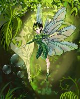 Seth - empress of fairy. by Lutessius
