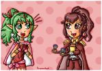 A gift for Tiki by ninpeachlover