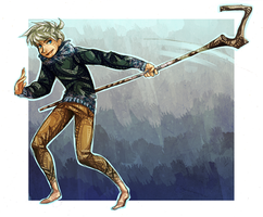 Jack Frost by naydeity