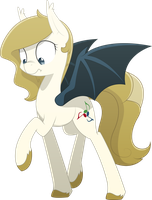 October Is The Time For Bat Ponies by Emkay-MLP