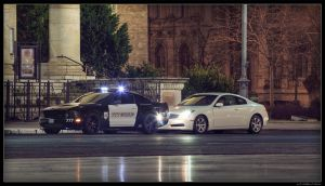 Need For Speed Hot Pursuit by miki3d