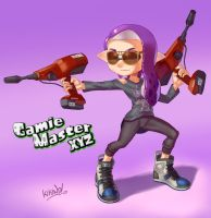 Dualies Squelcher by Comadreja