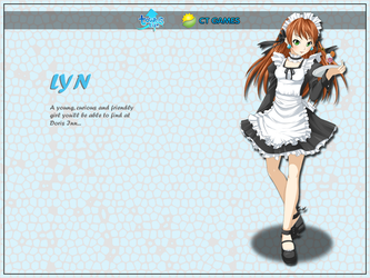 Meet Lyn by SabataS