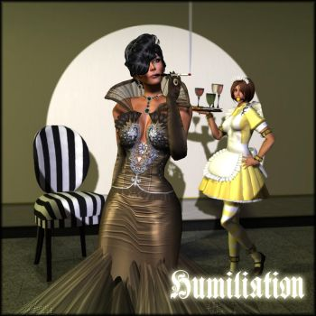 Elements of Submission - Humiliation by KimDench