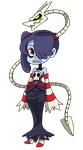Squigly Chibi by equilibrik
