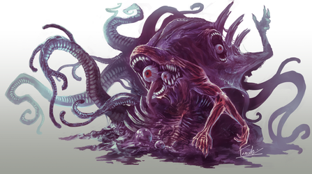 Shoggoth by tomoki17