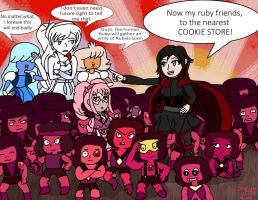 Ruby and the Rubies by SL-ShadowLeagueGamer